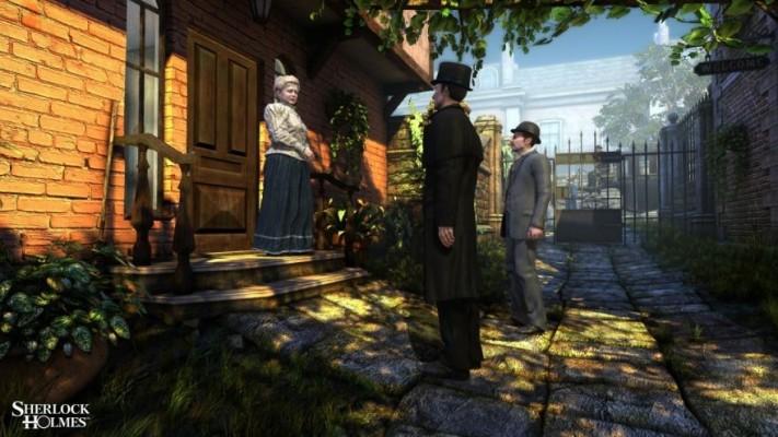 The Testament of Sherlock Holmes Screenshots | Adventure GamersThe Testament of Sherlock Holmes Screenshots