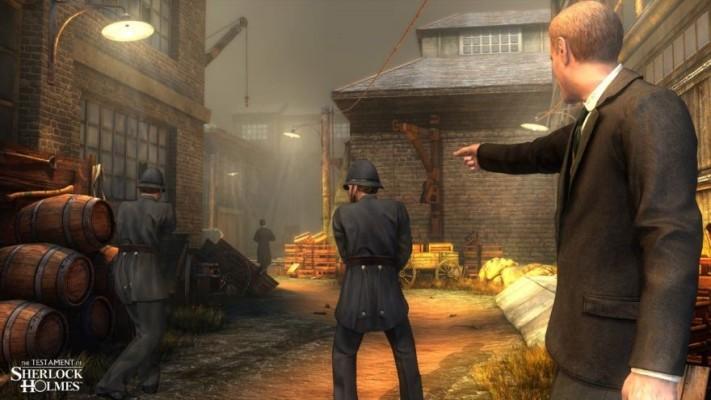 The Testament of Sherlock Holmes Screenshots | Adventure Gamers The Testament of Sherlock Holmes Screenshots