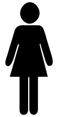 Pixabay의 무료 이미지 - 여자, 아이콘, 문자, 화장실, 여성, 바디, 로고, 실루엣 문자 여자 아이콘 문자 · Pixabay의 무료 이미지