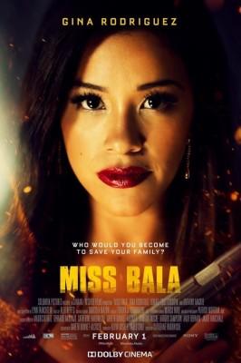 미스 발라 (Miss Bala, 2019)